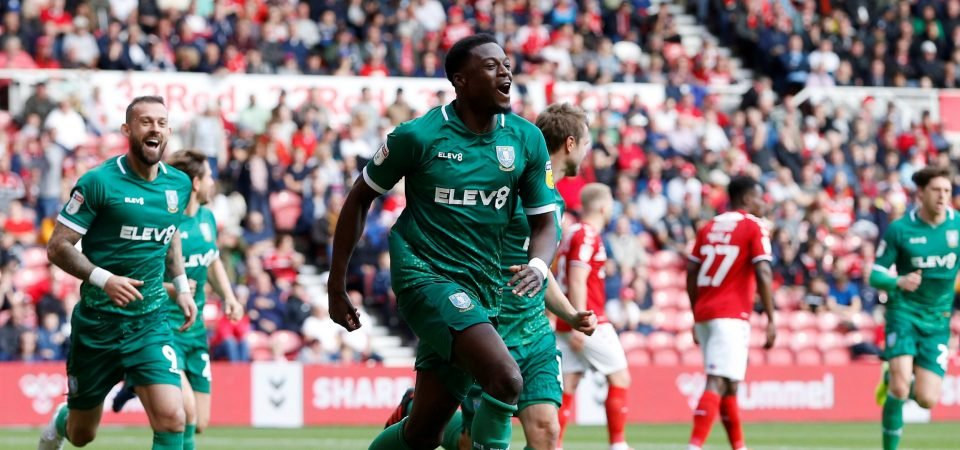 Sheffield Wednesday's Dominic Iorfa has given Garry Monk a selection dilemma