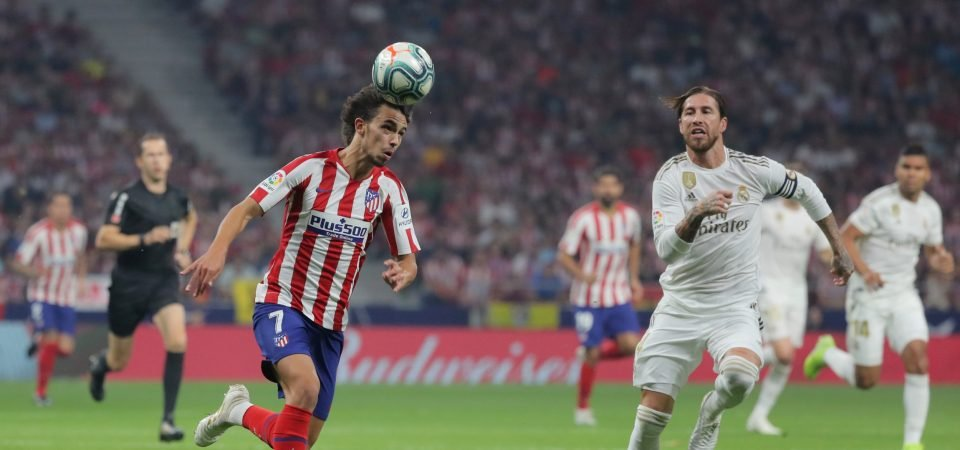 Real Madrid's Sergio Ramos will have to deal with David Okereke in the clash vs Brugge