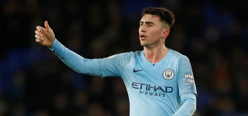 Wenger believes Laporte's injury gives Liverpool advantage over Man City