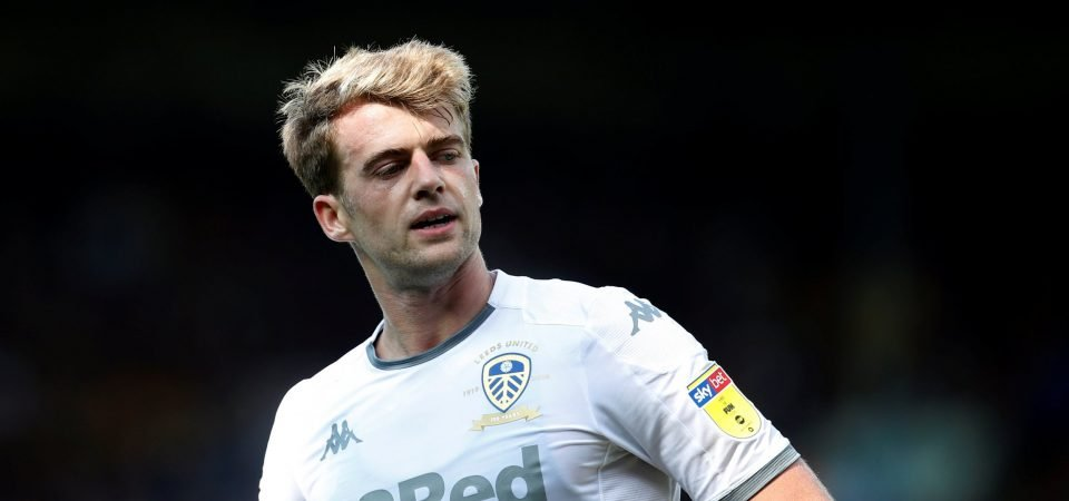 Leeds' Patrick Bamford is both a hinder and a help