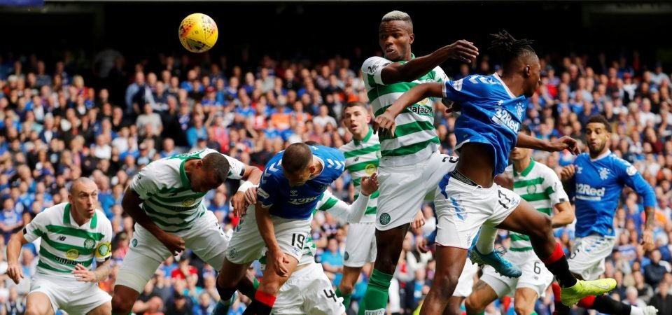 Celtic fans demand club to change their name for Boli Bolingoli
