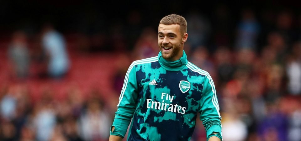 Arsenal's Calum Chambers the key to solving Unai Emery's defensive woes