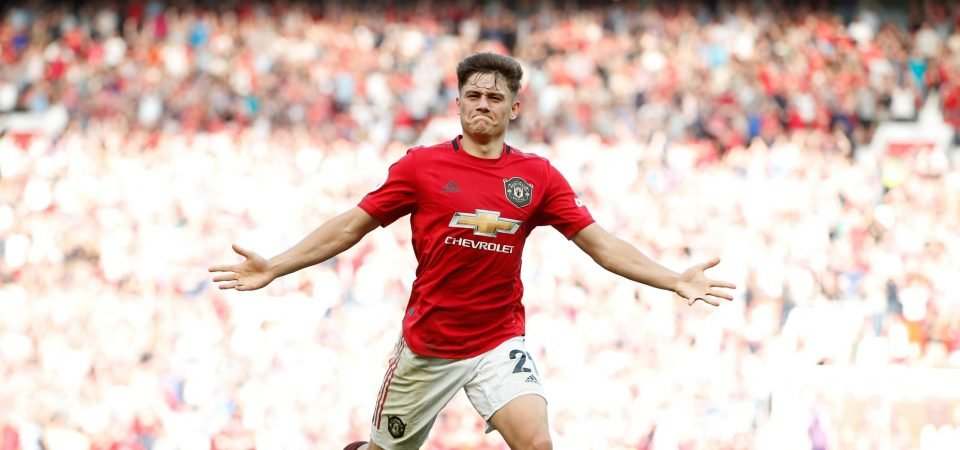 Exclusive: John Hartson believes Dan James was a bargain for Man United