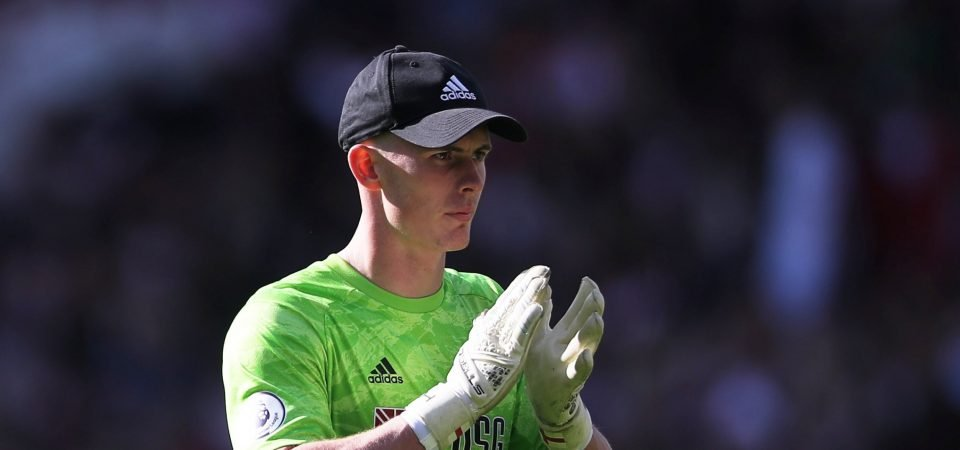 Man Utd fans react as Dean Henderson's blunder hands Liverpool victory