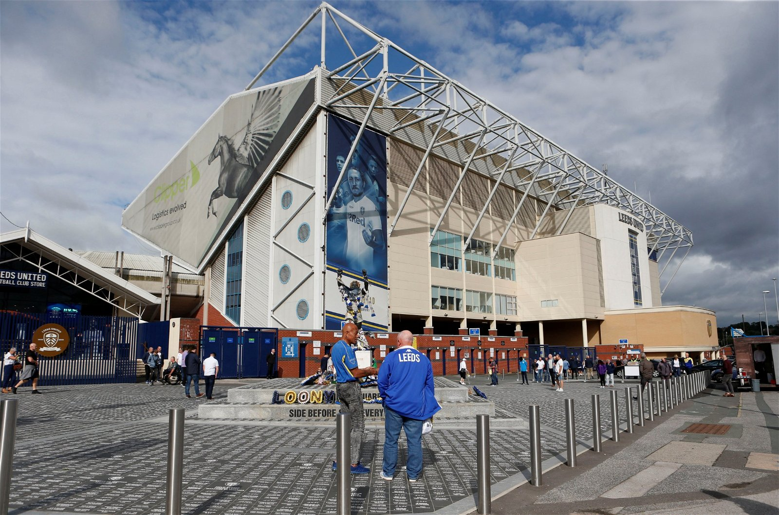 Leeds fans unconvinced by Angus Kinnear's reveal about Elland Road