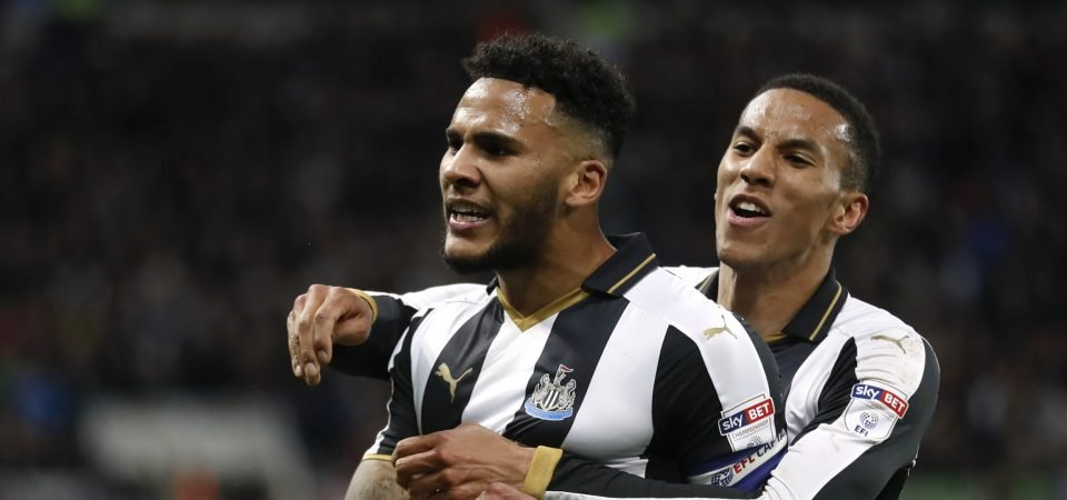 Newcastle fans can't believe Lascelles and Hayden were snubbed by England