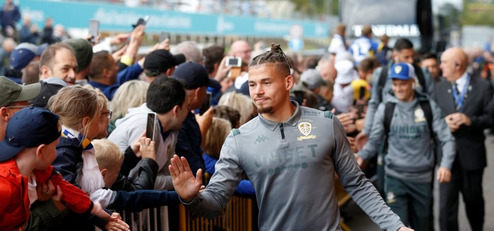 Leeds must be careful with Kalvin Phillips following Saturday knock