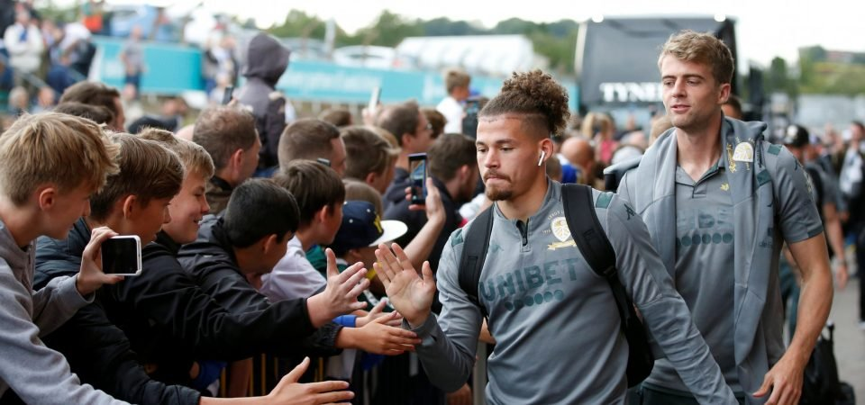 Kalvin Phillips' contract extension temporarily puts Leeds United trend to rest