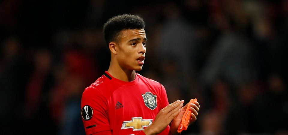 Man Utd fans in meltdown after Mason Greenwood gets injury