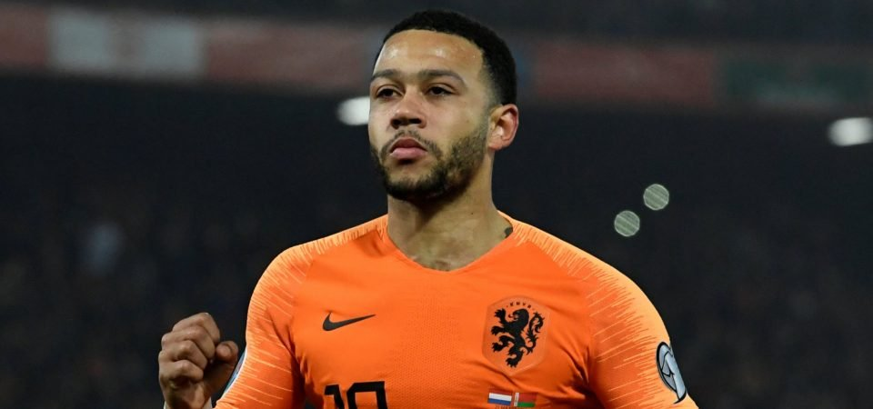 Liverpool fans urge club to sign Memphis Depay after starring for Netherlands