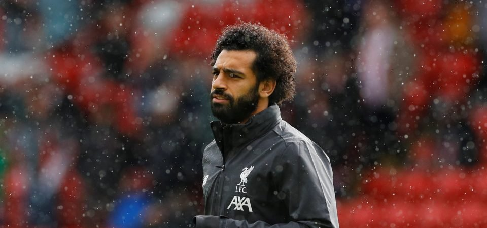 Liverpool fans savage Mohamed Salah after firing a blank against Sheffield United