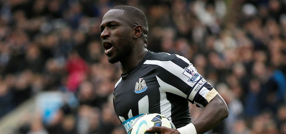 Newcastle fans react to Moussa Sissoko's dreadful performance in the north London derby