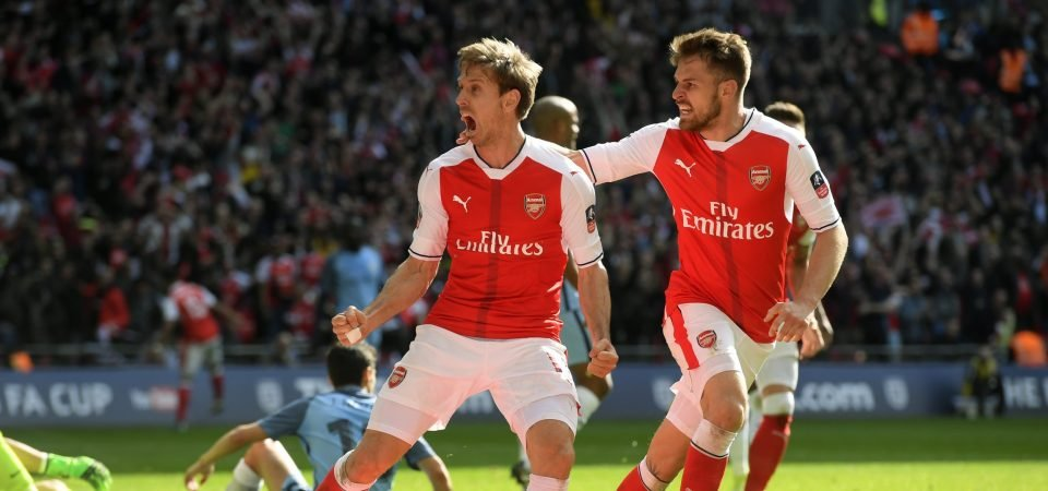 Nacho Monreal's Arsenal legacy offers a damning indictment of the club