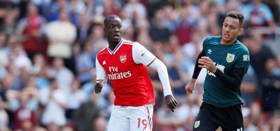 """Exclusive: John Hartson believes Nicolas Pepe will become a """"great player for Arsenal"""""""