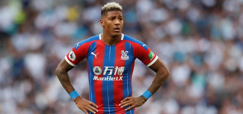 Crystal Palace's two alternatives to Patrick van Aanholt at left-back
