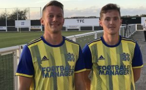 Hashtag United announce the arrivals of Jesse Waller-Lassen and Sam Byles!