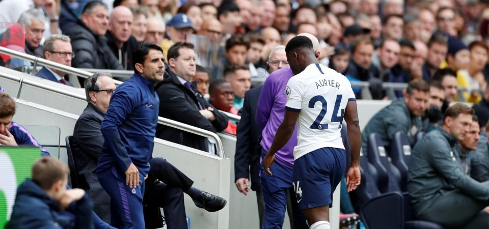 Tottenham have to stop relying on Serge Aurier