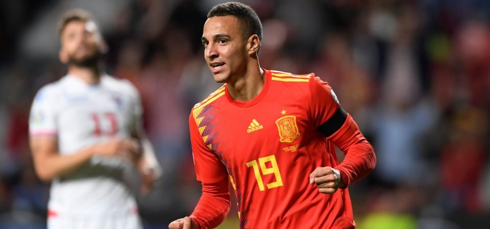 West Ham summer target Rodrigo shows club what they're missing in Spain win