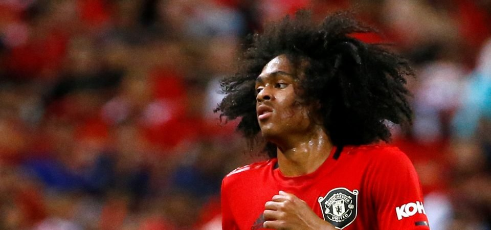 Man Utd cannot allow Tahith Chong to leave amid Juventus reports