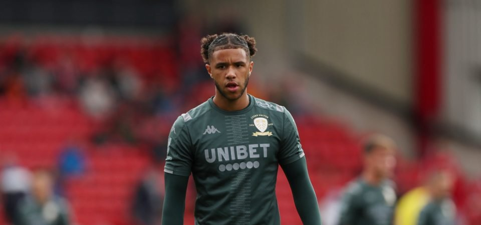 Leeds fans praise Tyler Roberts after game changing contribution