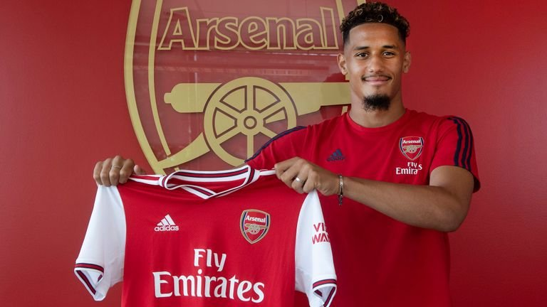 Arsenal fans blown away by William Saliba display