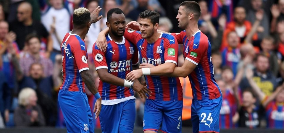 Crystal Palace fans fume at their side's FIFA 20 ratings