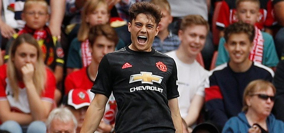 Manchester United ace Daniel James the only positive in Southampton draw