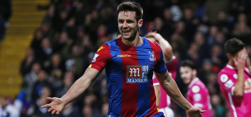 Crystal Palace's Scott Dann saw his Eagles career ruined by Manchester City injury
