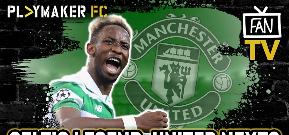 Pl>ymaker FC's C'mon the Hoops Keith reflects on ex-Celtic man Moussa Dembele