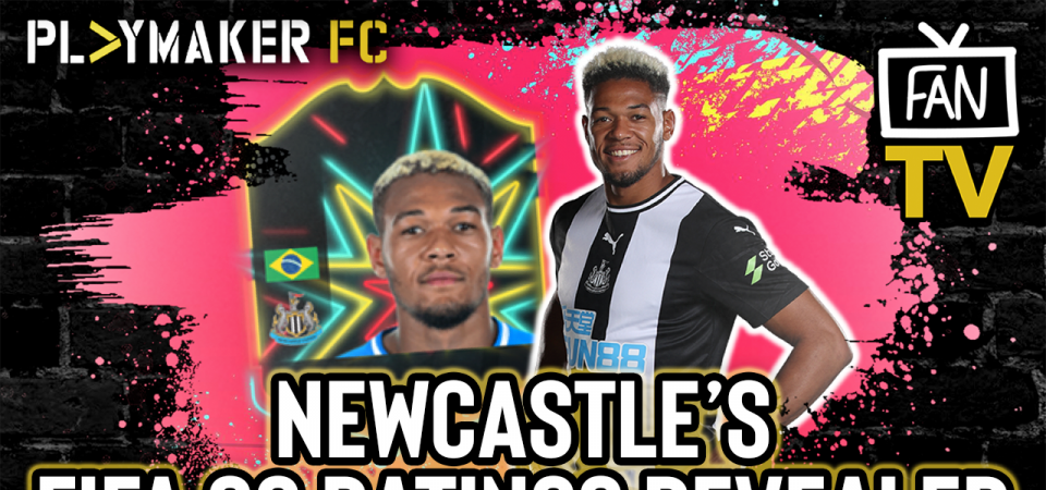 Pl>ymaker FC's The Magpie Channel review Newcastle United's FIFA ratings