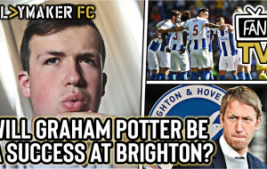 Pl>ymaker FC's Fusion assesses Brighton's wavy start to the season