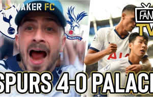 Pl>ymaker FC's George Achillea records Son masterclass against Crystal Palace