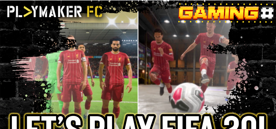 Pl>ymaker FC's Jam Sarny reviews FIFA 20