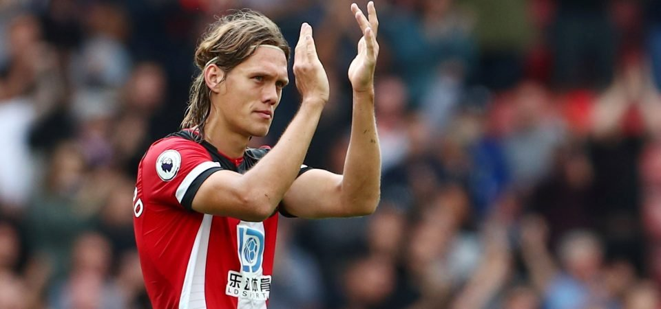 Southampton's Jannik Vestergaard delivered coming of age display vs Man United