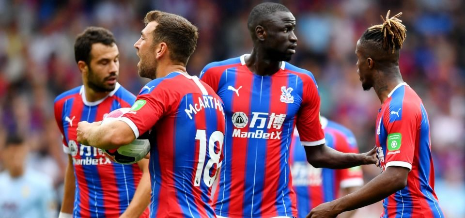 Crystal Palace star Cheikhou Kouyate imperative to club avoiding a midfield onslaught