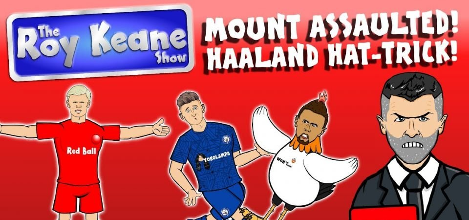 Pl>ymaker FC's 442oons supply an alternative take on the Haalands' Roy Keane revenge