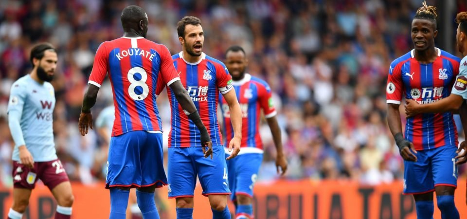 Crystal Palace captain Luka Milivojevic's comments could be a future concern