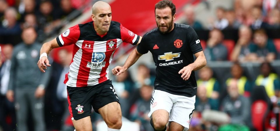Southampton fans praise Oriol Romeu for his performance in 1-1 draw with Man Utd
