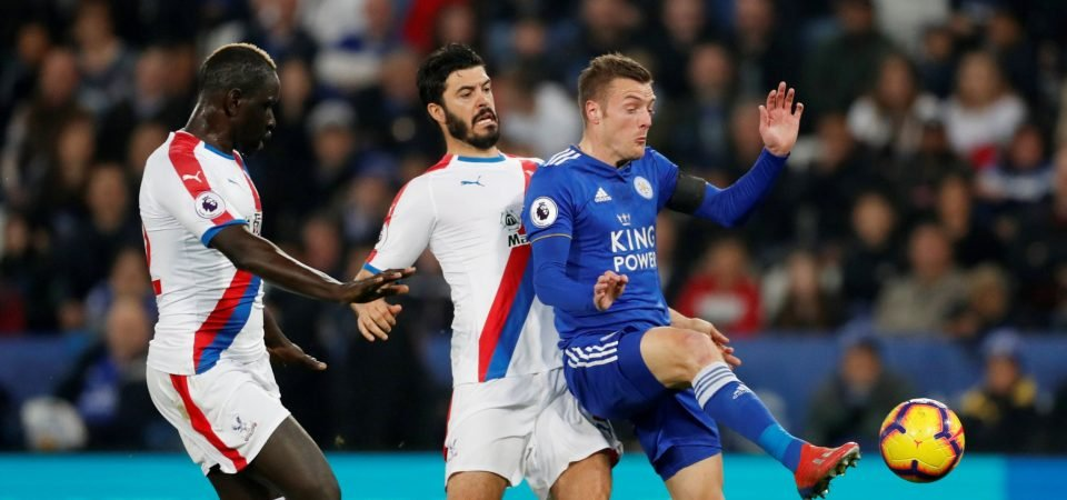 Crystal Palace: Eagles handed double boost ahead of Leicester clash