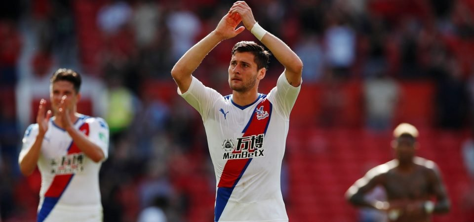 Crystal Palace need Joel Ward to win his battle with Spurs' Heung-min Son