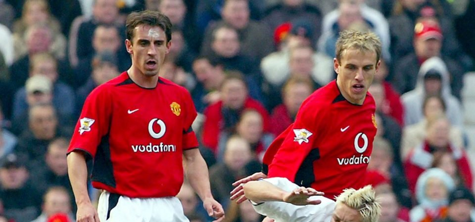 Man United legend Gary Neville reveals the secret to the Neville brothers' success