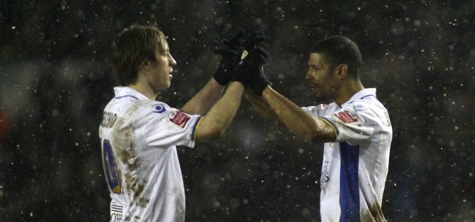 Leeds United fans reminisce over Beckford and Becchio's partnership