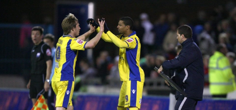 Former Leeds stars Radebe, Beckford and Becchio snap provides a huge dose of nostalgia