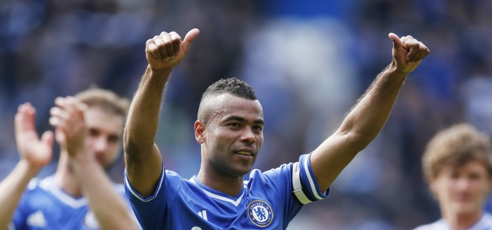 Chelsea fans delighted as Ashley Cole returns to Stamford Bridge as a coach