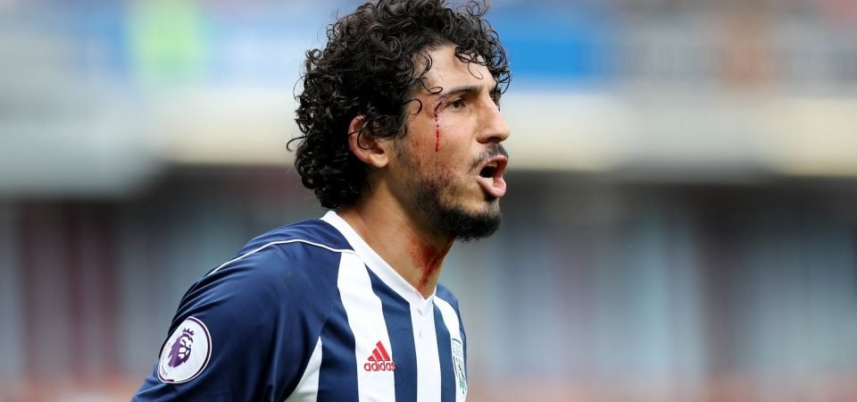 West Brom fans excited by Ahmed Hegazi's return after Egypt performance