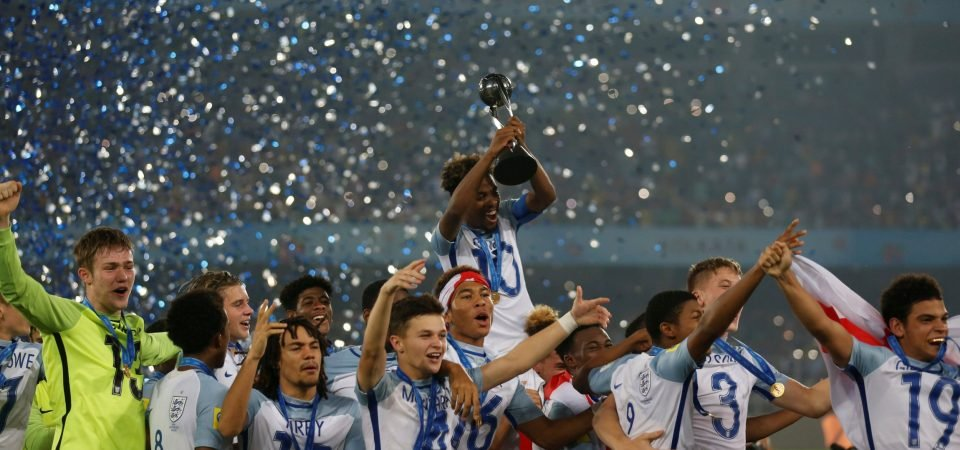 England's U17 World Cup winners: Where are they now?