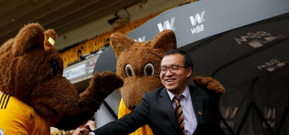 Wolves have just received a major transfer boost ahead of the January window