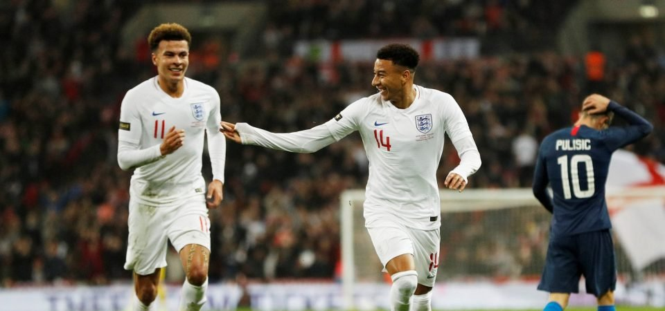 Dele Alli and Jesse Lingard could be done and dusted as top class talents