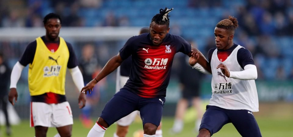 Chelsea should use Palace's interest in Batshuayi to engineer Zaha deal