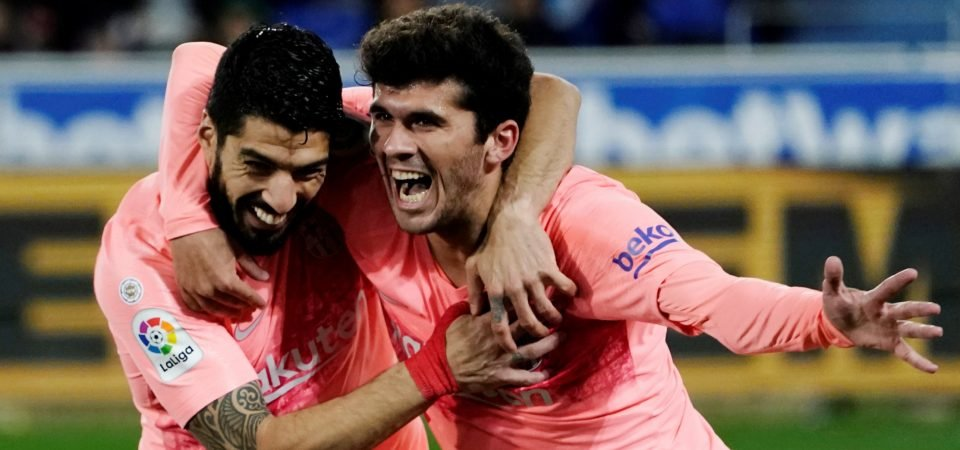 Tottenham's interest in Barcelona's Carles Alena is a puzzling strategy to take